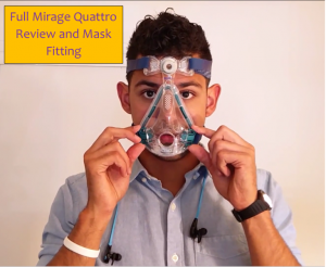 Resmed Mirage Quattro Review