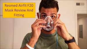 Resmed Airfit F20 Review Rested Life