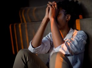 stress is a huge factor for nightmares
