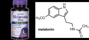 melatonin otc dietary supplement sleep