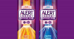 alert energy gum review