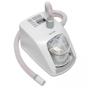 How does a sleep apnea machine works?