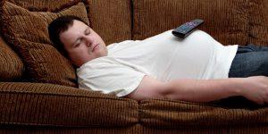 overweight bad for sleep