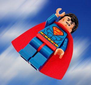 sleep like superman
