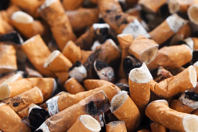 smoking is bad for snoring