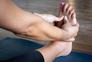 rls self massage for legs